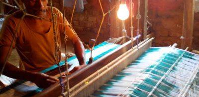 weaver handloom